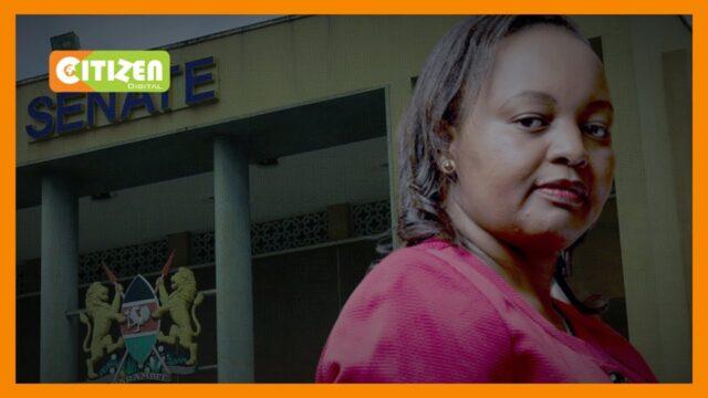 Anne Waiguru questioned
